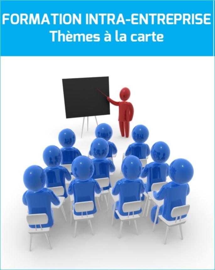 agenda : formation intra-entreprises